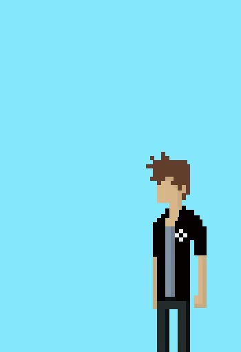 [ART] Pixel Smash Players (gifs and wallpapers included) : smashbros GIFs