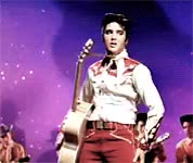 Watch Simply Elvis GIF on Gfycat. Discover more 1950s, 1957, center stage, elvis, elvis presley, gif, loving you, teddy bear, the great performances GIFs on Gfycat