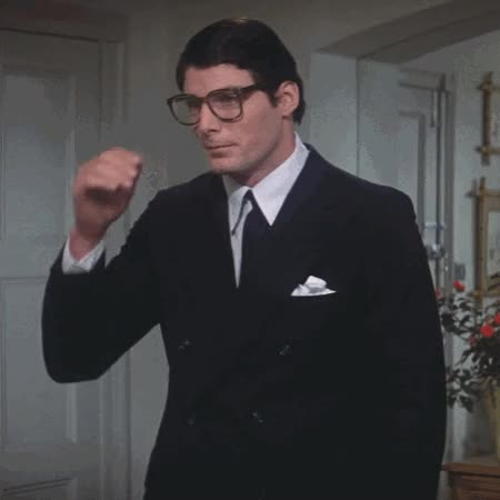 Watch and share Christopher Reeve GIFs and Celebs GIFs on Gfycat