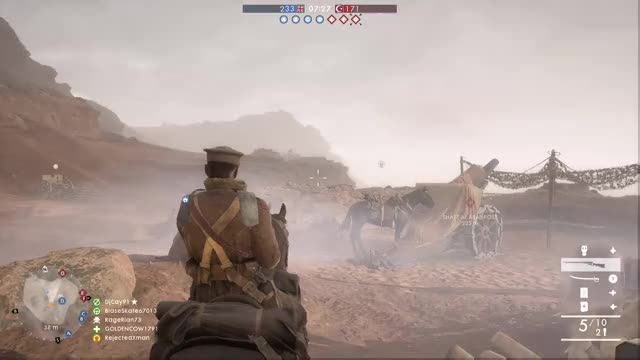 Watch Action! GIF by Gamer DVR (@xboxdvr) on Gfycat. Discover more Battlefield1, RejectedXman, xbox, xbox dvr, xbox one GIFs on Gfycat