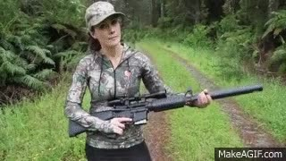 Watch and share AR15 Review BushMans Wife GIFs on Gfycat