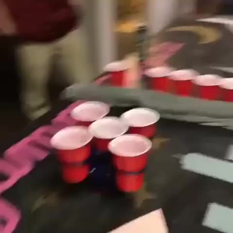 Watch and share Beer Pong GIFs by KSG on Gfycat