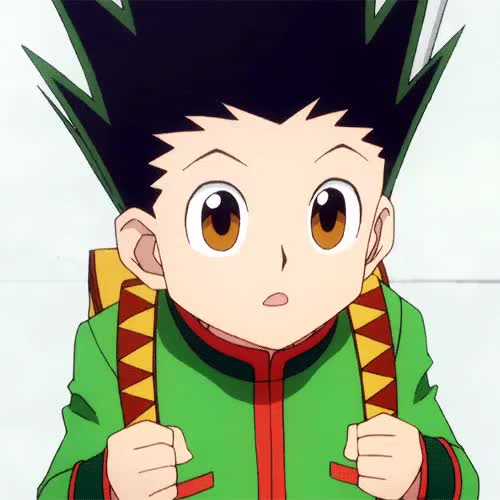 Watch gon GIF on Gfycat. Discover more gon, gon freecss, hunter x hunter, hxh, hxhgraphics, i forgot to post this earlier, lyra, mine, mygifs GIFs on Gfycat