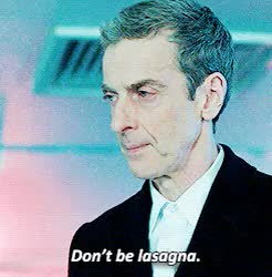 Watch dont be GIF on Gfycat. Discover more peter capaldi GIFs on Gfycat