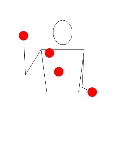 juggling, Quinn Lewis suggested this incredibly difficult pattern, so I animated it with JugglingLab. (reddit) GIFs