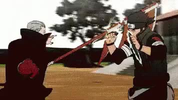 Watch and share Naruto Fight GIFs on Gfycat