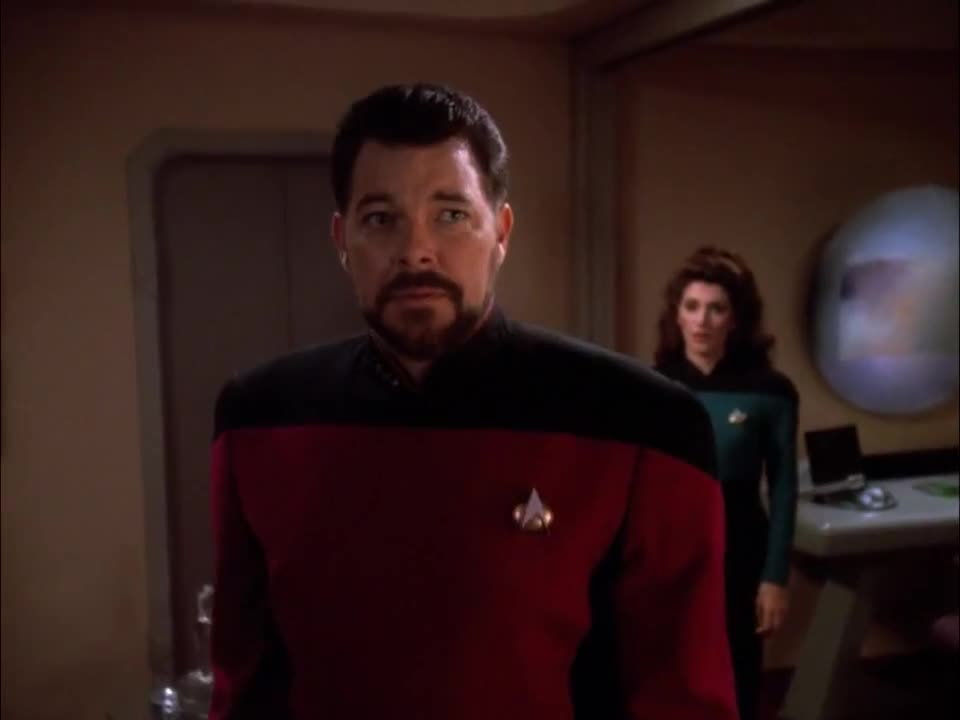 jonathan frakes, We can take any moment from Star Trek no matter the context and GIF it, can't we? GIFs