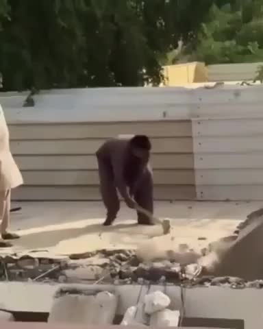 Watch and share Concrete Breaker GIFs by soulexpert on Gfycat