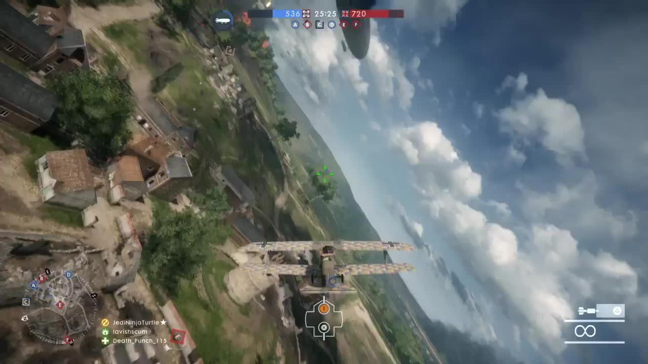 JediNinjaTurtle👻🎃 - Sick aerial tricks #BF1 #Battlefield1 #PS4share GIFs