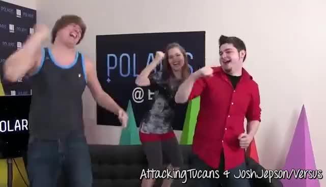 JoshJepson,AttackingTucans, and Dodger Fistpump GIFs