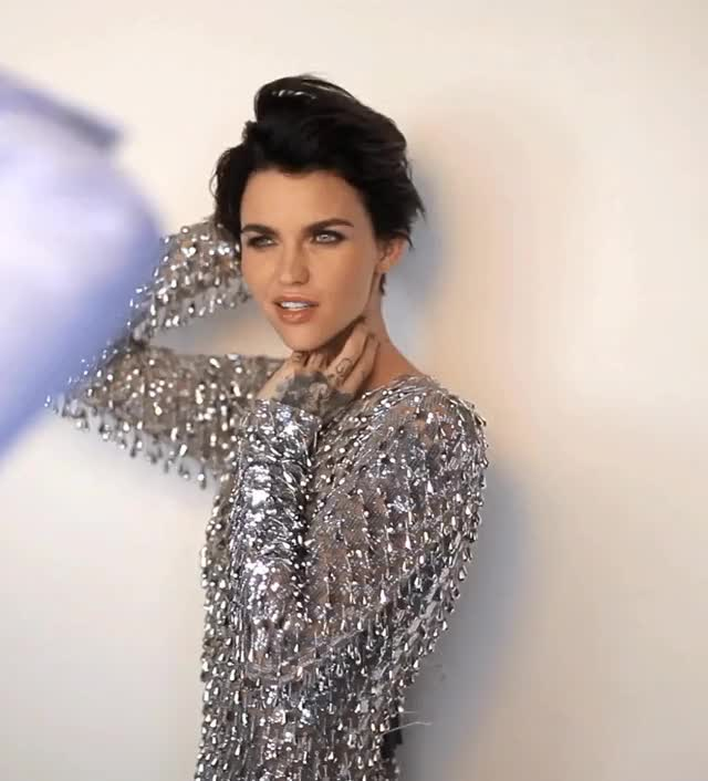 Watch and share Ruby Rose GIFs and Model GIFs by shapesus on Gfycat