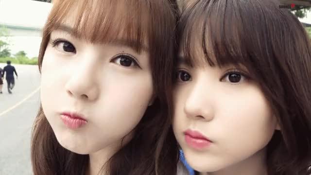 Watch Yerin x Eunha Balloon Cheeks GIF on Gfycat. Discover more GFRIEND, asiangirlsbeingcute, gfriend GIFs on Gfycat