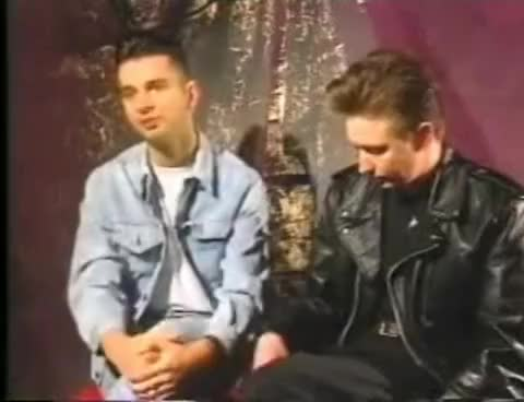 Watch and share Depeche Mode GIFs on Gfycat