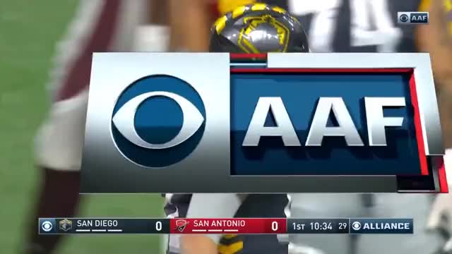 Watch and share Aaf Football League GIFs and Highlight Heaven GIFs on Gfycat