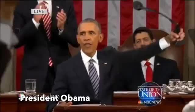 President Obama Mic Drop (Full Mic Drop and Paper Throw) GIFs