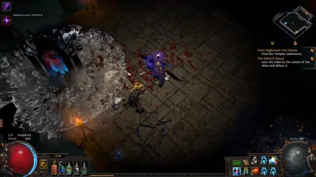 Watch 2018-10-05 13-54-53 GIF by selene on Gfycat. Discover more pathofexile GIFs on Gfycat