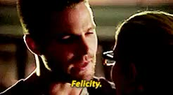 Watch a city of heroes GIF on Gfycat. Discover more 3x01, aaronswarner, arrowedit, felicity smoak, gifs, olicity, oliver queen, the calm GIFs on Gfycat