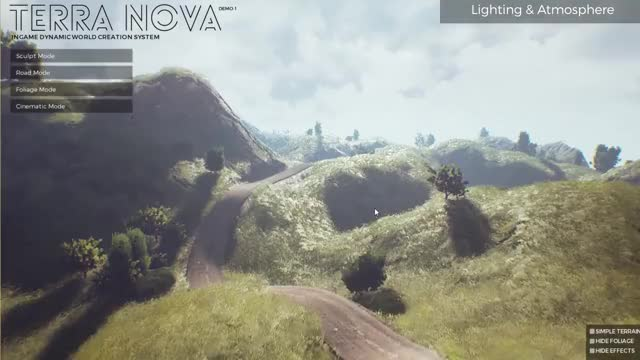 Watch Terra Nova - Dynamic in-game environment system [Unreal Engine] GIF on Gfycat. Discover more related GIFs on Gfycat