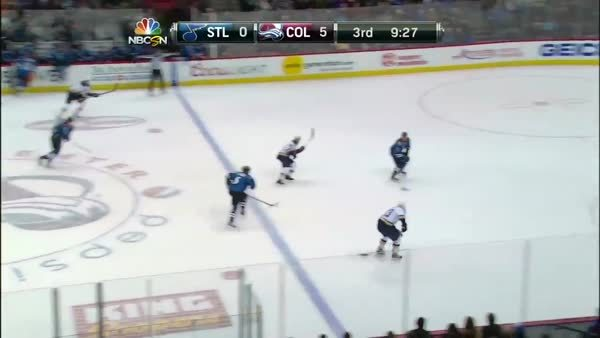 ColoradoAvalanche, coloradoavalanche, Varlamov's save on Statsny (reddit) GIFs