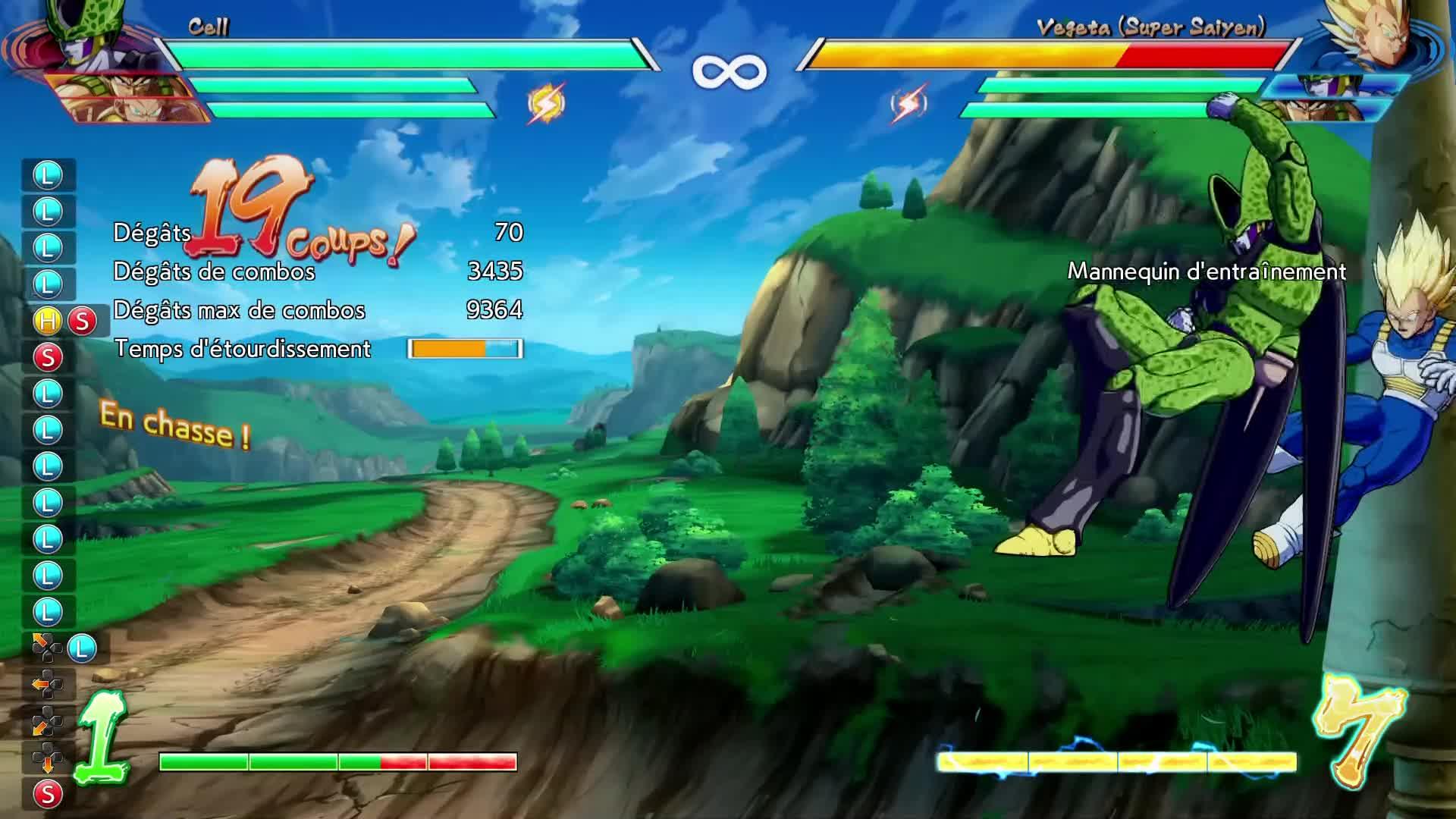 Dragon Ball FighterZ, dbfz, idk man GIFs