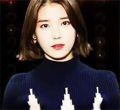 Watch Korean GIF on Gfycat. Discover more IU, Uaena, dat wink, dem eyes, iu, just look at her, kpop, lee ji eun, so beautiful, sshhh, that wink, uaena GIFs on Gfycat