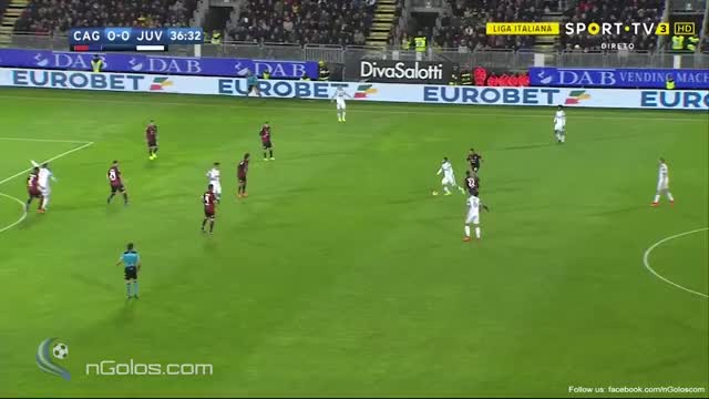 Watch and share Cagliari 0-1 Juventus - Higuain 37' GIFs by minieri on Gfycat