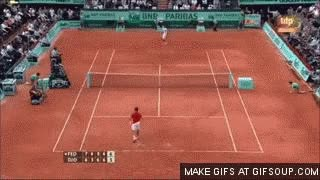 Watch Roger Federer Finger Wag GIF on Gfycat. Discover more related GIFs on Gfycat