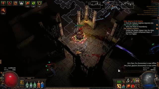Watch and share Pathofexile GIFs by sticknonremittal on Gfycat
