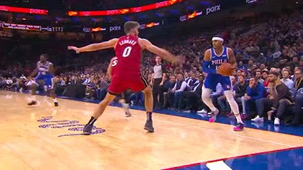 Watch and share Philadelphia 76ers GIFs by Off-Hand on Gfycat