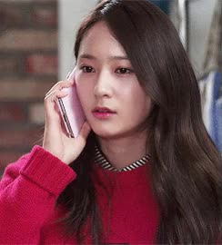 Watch and share Krystal Jung GIFs on Gfycat