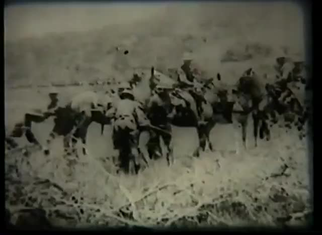 Watch Imperial Yeomanry in South Africa, c1901 GIF on Gfycat. Discover more Education, NationalArmyMuseumUK, imperial yeomanry, nam, national army museum, south africa GIFs on Gfycat