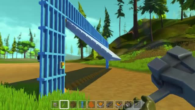 Watch and share Scrap Mechanic Car GIFs on Gfycat