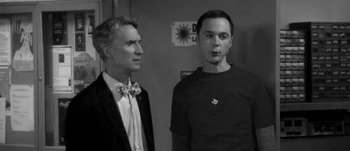 Watch this bill nye GIF on Gfycat. Discover more ***, allegiances by height. lol, bill nye, bob newhart, jim parsons, the big bang theory GIFs on Gfycat