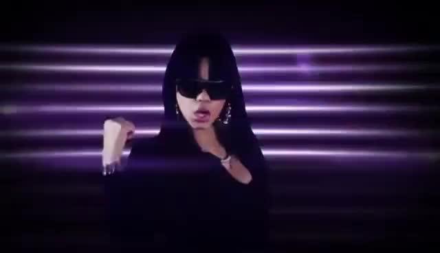 Watch and share Milka La Mas Dura GIFs and Rap Dominicano GIFs on Gfycat