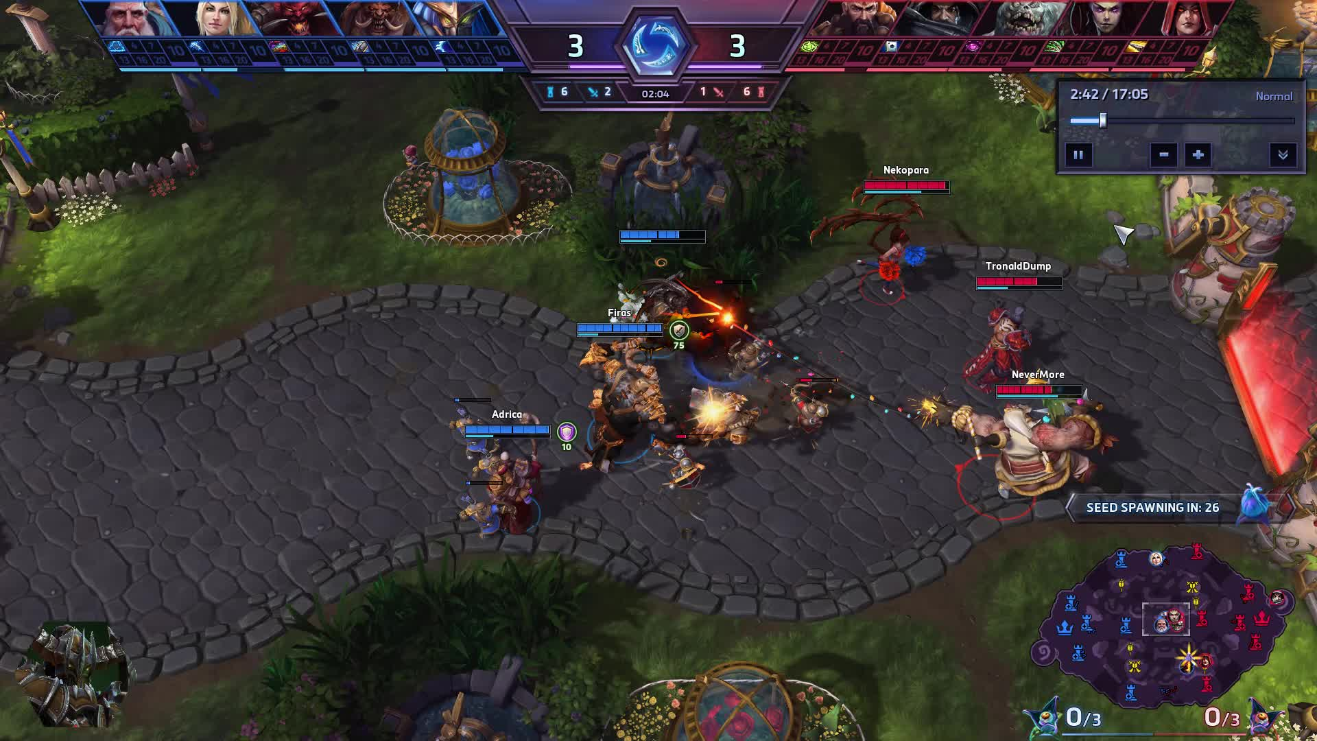 heroesofthestorm, Heroes of the Storm 2019.02.25 - 12.19.07.03 GIFs