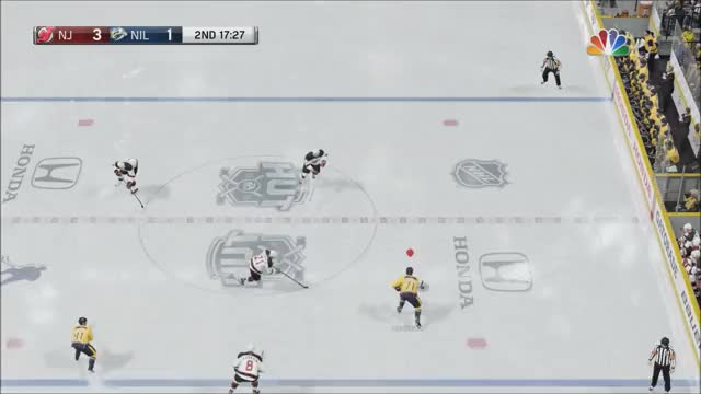 Watch and share Nhl16 GIFs and Goal GIFs by weeman33 on Gfycat