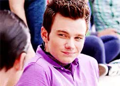 Watch and share Glee Challenge GIFs and Chris Colfer GIFs on Gfycat