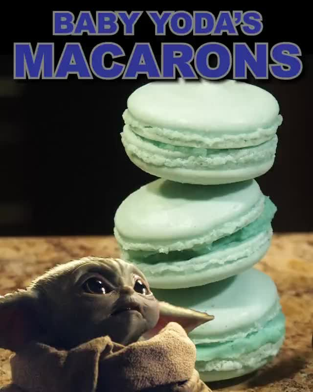 Watch and share Recipe Gif GIFs and Baby Yoda GIFs by Dave Martin on Gfycat