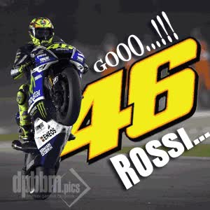Watch and share DP BBM Valentino Rossi MotoGP 2015 | Dpbbm.pics GIFs on Gfycat