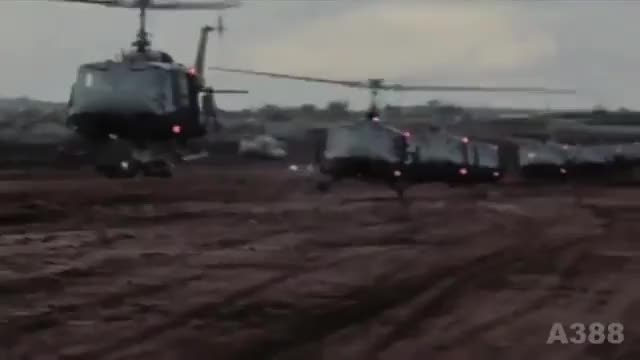 "Watch and share UH-1 ""Huey"" Choppers In Vietnam (reddit) GIFs on Gfycat"