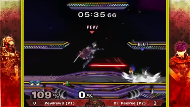 Watch Kings of Cali - PewPewU (Marth) Vs. PPMD (Falco) - Winners Semis GIF on Gfycat. Discover more team, vgbc, vgbc west GIFs on Gfycat