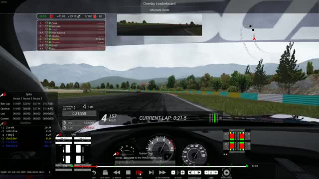 Watch and share Assetto Corsa 2019.04.10 - 16.15.59.30 GIFs on Gfycat
