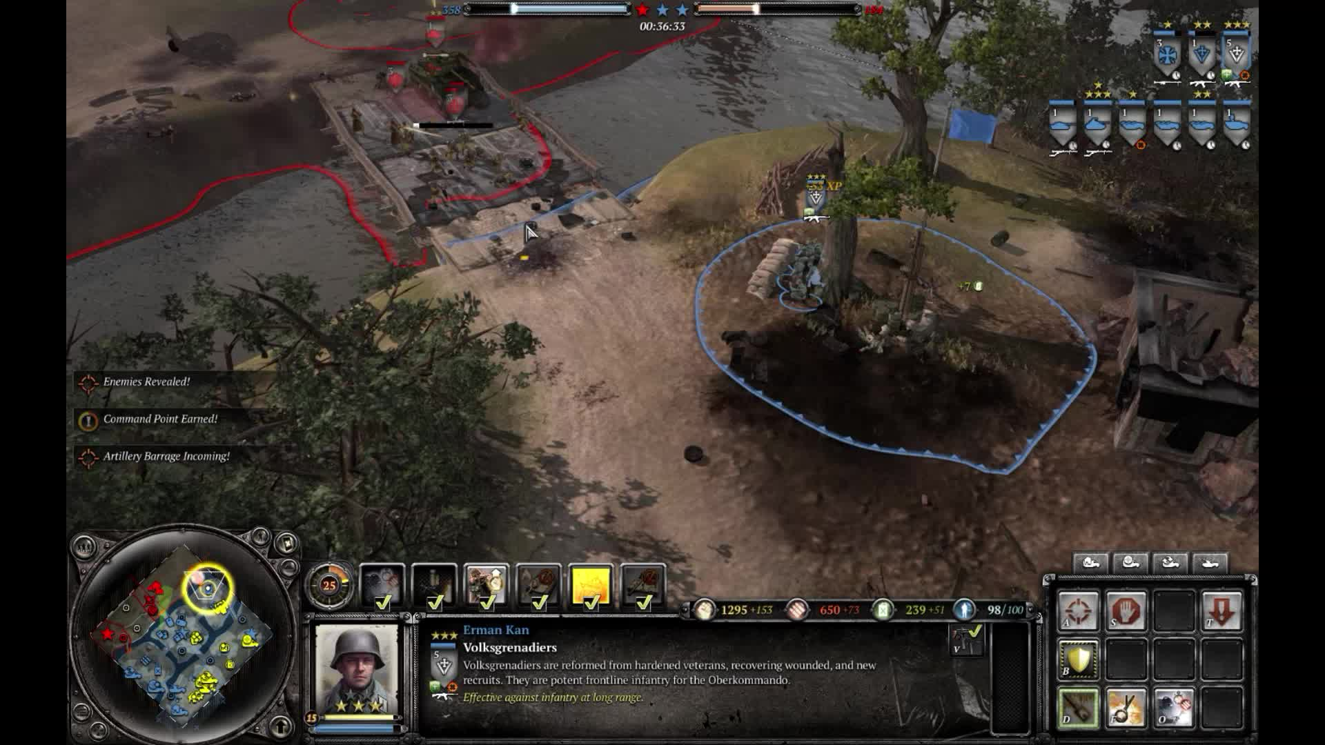 companyofheroes, explosions, Satisfaction,achieved. GIFs