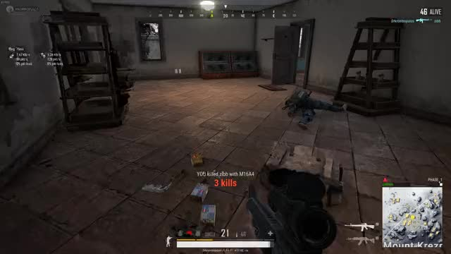 Watch PUBG GIF by @drkrombopulos on Gfycat. Discover more related GIFs on Gfycat