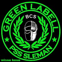 Watch and share PSS Sleman Logo GIFs on Gfycat