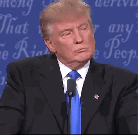 PublicFreakout, adviceanimals, xboxone, Mashable GIF - Trump's 'wrong' is back #debatenight #debate GIFs