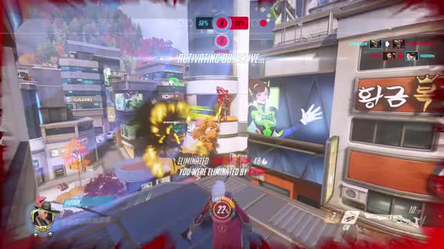 Watch and share Highlight GIFs and Overwatch GIFs by hiddendesu on Gfycat