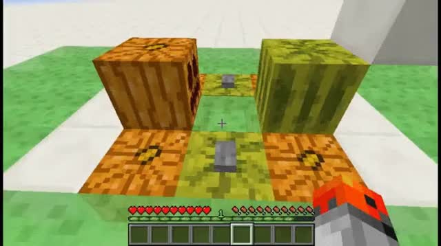 Minecraft Slime Block Elevator By Nicemarkmc Gif Find Make