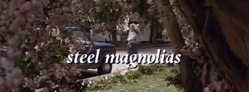 Watch Steel Magnolias, Herbert Ross, 1989. GIF on Gfycat. Discover more daryl hannah, dolly parton, film, gif, gif set, gifset, julia roberts, olivia dukakis, sally field, shirley maclaine, steel magnolias GIFs on Gfycat