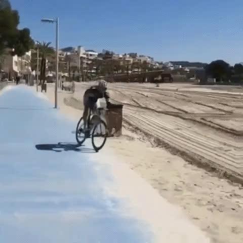 bicycling,  GIFs